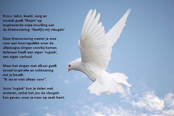 Geef(t) mij vleugels v2.0